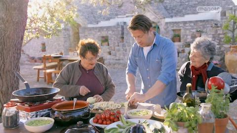 جیمی و آشپزی مادربزرگهای ایتالیایی (مستند)