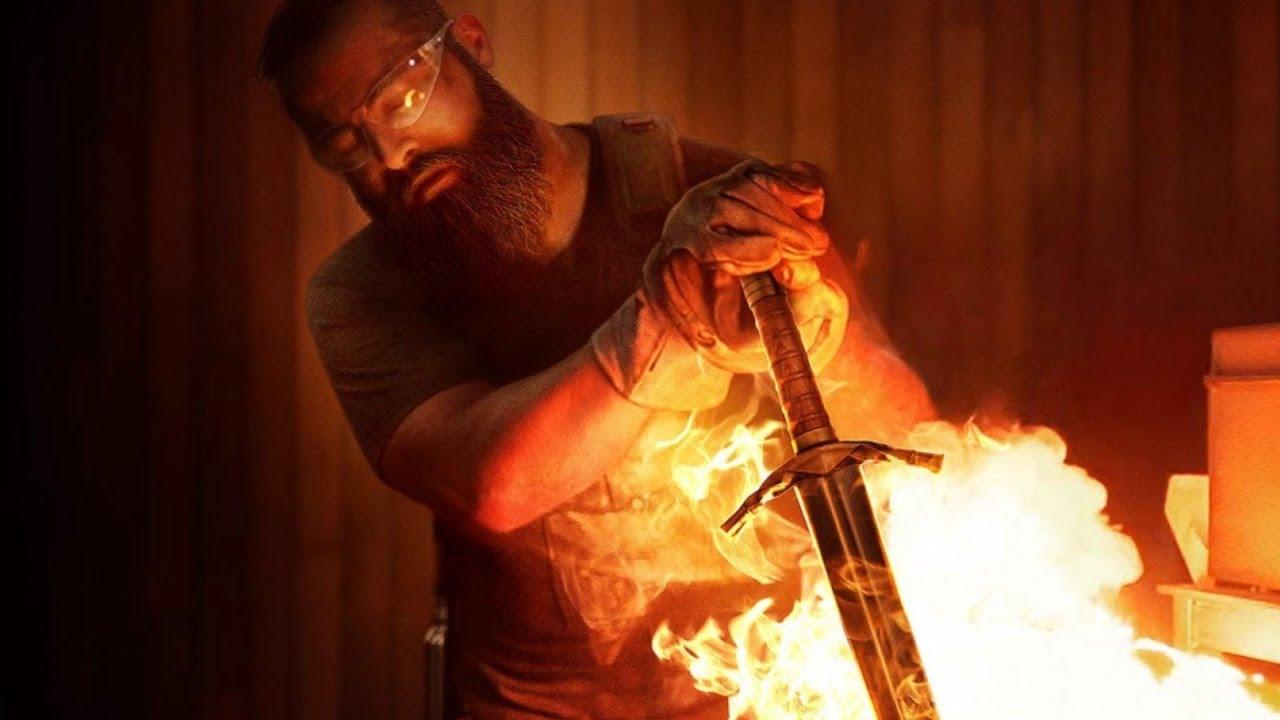آهن در آتش (مستند)